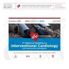 Cardiologia Croatica. 2016 3-4