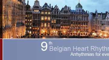 9th Belgian Heart Rhythm Meeting